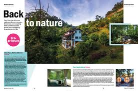 october issue of time out kl green getaways city staycations