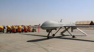 another mq 1 predator drone crashes in the middle east