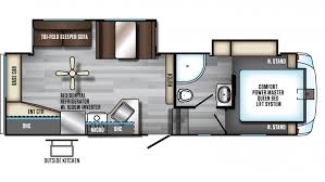arctic wolf rv new u0026 used rvs for sale all floorplans