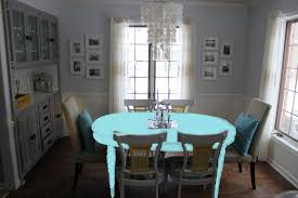 Painting A Dining Room Table Large And Beautiful Photos Photo - Painting a dining room table