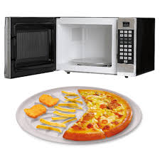 Home Klrn Amazon Com Microwave Bacon Pizza Nuggets Crispy Plate By Tf