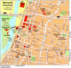 detailed map of the us stadskartor reseportal city maps