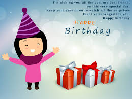 Happy Birthday Wishes To Sms Happy Birthday Wishes Greetings Sms For Gf Bf Friends Family