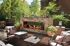 outdoor lifestyle rettinger fireplace