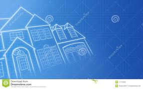house blue prints stock photos image 17115893 blue grid house