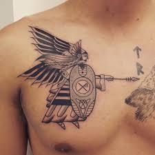 simple norse tattoo 95 best viking tattoo designs symbols 2018 ideas