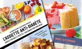 cuisine pour diabetique le livre l assiette anti diabète de papa