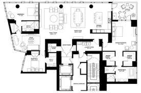 Luxury Condo Floor Plans 4 E Elm Floor Plans Chicago Il Luxury Condos