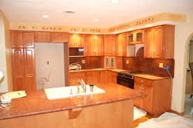 kitchen refinishing cabinets elegant cabinet refacing pictures