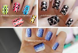 nail art for beginner how you can do it at home pictures