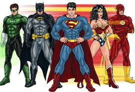 justice league the justice league of america by kaufee on deviantart