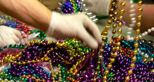 mardi gras trinkets where do all the plastic mardi gras go the story of stuff