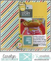 scrapbooking cuisine 143 best theme foodie document your meals images on