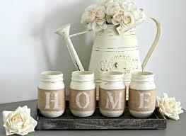 mason jar home decor rustic home decor jarful house
