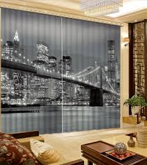 Modern Curtains For Kitchen by Online Get Cheap Modern Kitchen Curtains Aliexpress Com Alibaba