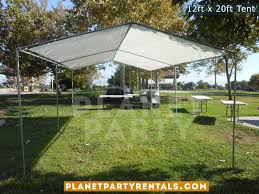 white tent rental 12ft x 20ft tent rental pictures prices