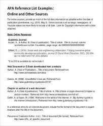sample reference list resume example references on a resume