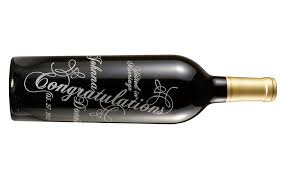 wine bottle engraving laser etching and engraving glass with a laser system from epilog