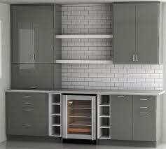 idea kitchens cost of custom cabinets vs prefabricated cliqstudios cabinets