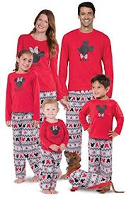 pajamagram mickey mouse and minnie mouse matching family pajamas