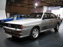 audi museum 30 jaar quattro autoblog nl