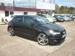 black audi used audi a1 5 doors for sale motors co uk
