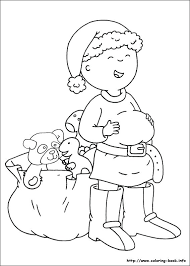 Caillou Coloring Pages Sprout For Kids All Your Favorite Cartoon Sprout Coloring Pages