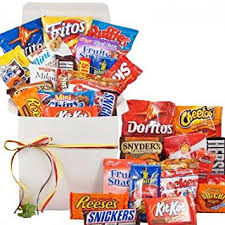 Snack Gift Baskets Amazon Com Snackstravaganza Deluxe Snack Gift Basket College