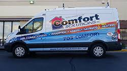 Comfort Solutions Heating Cooling Air Conditioning U0026 Heating Alexandria Arlington Mclean Fairfax