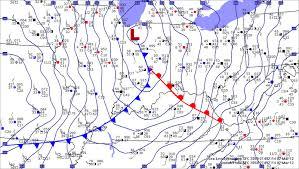 Jetstream Map Steve Horstmeyer U0027s Inside The Forecast Satellite Loop Of March
