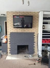where to put tv where to put the mantle and tv hometalk
