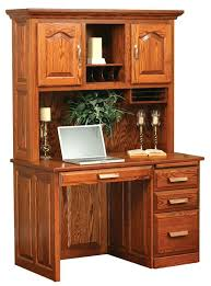 Small Desk With Hutch Corner Computer Desk Hutch Tandemdesigns Co