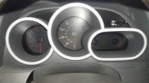 lexus rx400h dashboard reset toyota dash lights vsc abs traction control corolla matrix