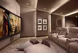 interior design for home theatre lower storey cinema room hometheater projector home theatre