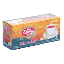 Teh Melati 2tang teh melati tea bags 50 gram 25 ct 2gr pack of 2