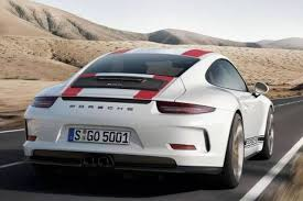 new porsche 911 leaked meet the new porsche 911 r motorchase