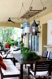 inspiring decor makeovers crafts u0026 recipes patio lighting