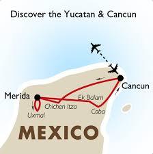 Discover the Yucatan & Cancun Mexico Tours