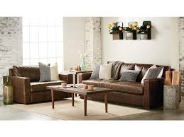 Joanna Gaines Wallpaper Magnolia Home By Joanna Gaines Southern Sown Leather Sofa Great