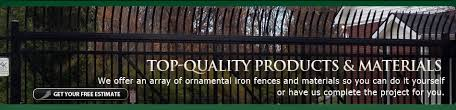 k k fence company l fencing entry gate systems l indianapolis in