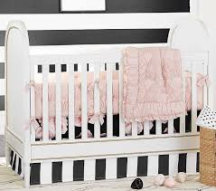 pink nursery ideas bed of roses baby bedding set millennial pink nursery ideas
