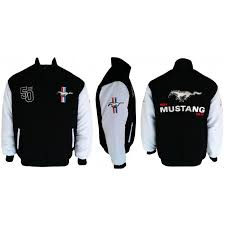 ford mustang jacket ford mustang 50 years anniversary jacket jackets ford