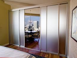 sliding door room dividers sliding glass room dividers bedroom