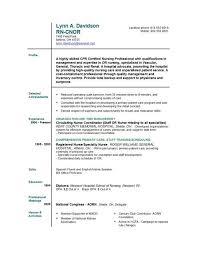 Sample Nursing Student Resume Clinical Experience by Resume For Nursing Student Objective Woodsquack Gq