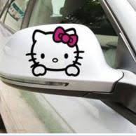 jual beli sticker mobil hellokitty termurah terlengkap bukalapak