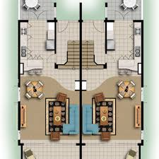 small duplex plans best plan design with vibrant idea designer home plans excellent