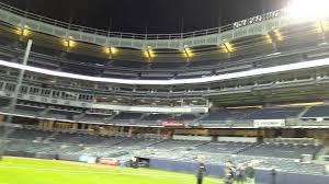 yankee stadium home run lights new york yankees new led lighting testing youtube