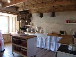 Rideaux Cuisine Originaux Stunning Rideau Cuisine Style Bistrot Pictures Amazing House