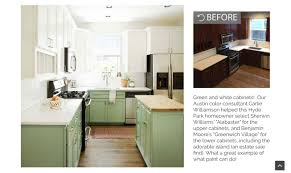 how to estimate cabinet painting a fresh cheerful kitchen in benjamin s greenwich