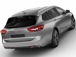 vauxhall holden opel vauxhall insignia sports tourer holden commodore 2018 3d